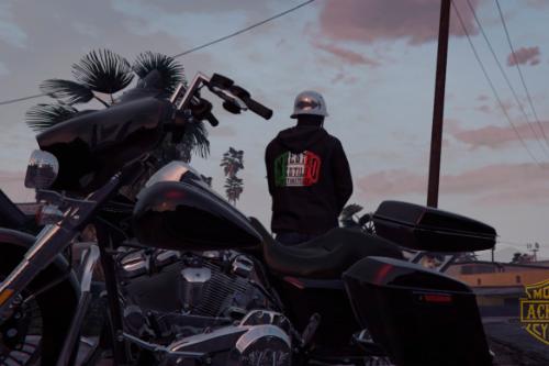 Nuestro hoodie