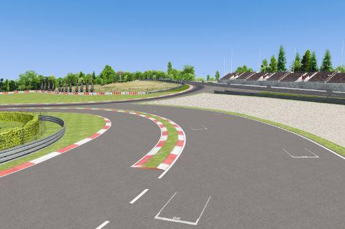 Nurburgring Grand Prix and Sprint Layouts Unblocked