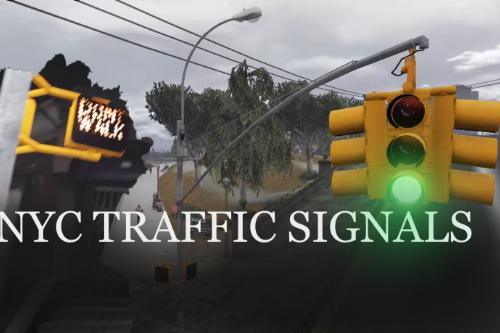 NYC Traffic signals