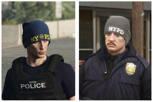 NYPD Beanies for MP Male