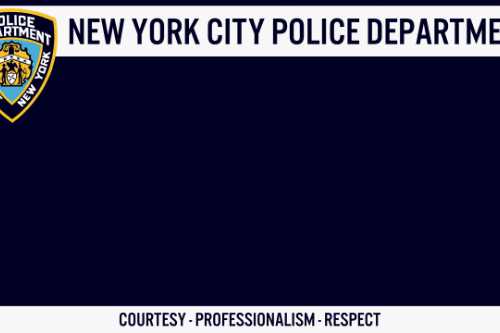 NYPD Computer+ Backgrounds