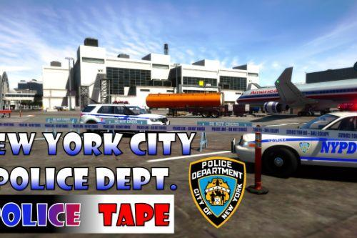 NYPD Police Tape