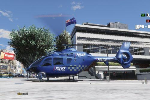 nz police helicopter skins