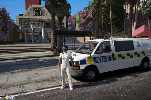 nz police van skin + new skins