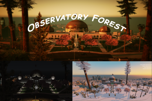 Observatory Forest [Menyoo]