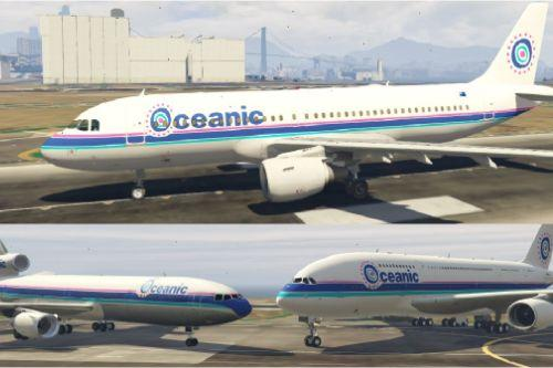 Oceanic Airlines Pack