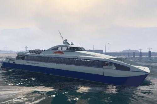 OceanJet Vessel [Add-on]
