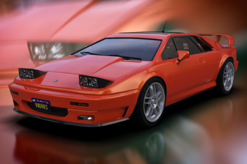 Ocelot Ardent Turbo [Add-On]
