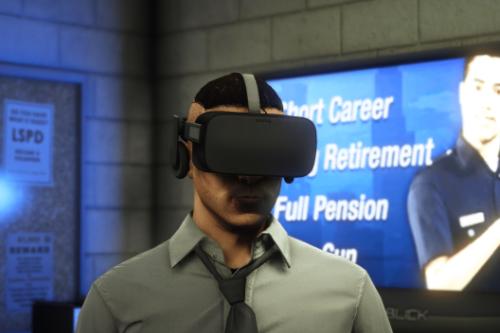Oculus Rift CV1 [EUP]