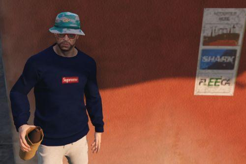 Odd Future / Golf Wang  Bucket Hat retexture