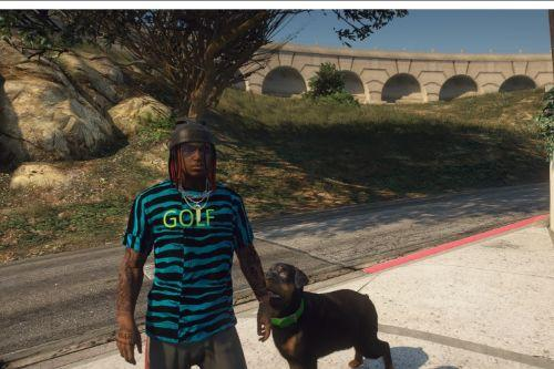 odd future pack for franklin