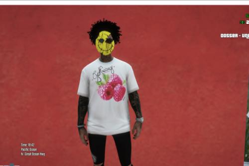 odd future shirts SP/FIVEM