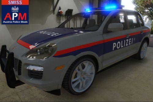 Österreich Polizei - Porsche Cayenne 2003