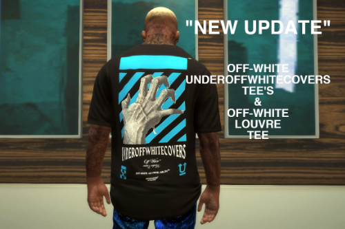 OFF-WHITE Exclusive T-Shirt Pack