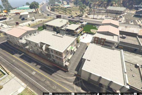 Office+garage and parking [Menyoo]
