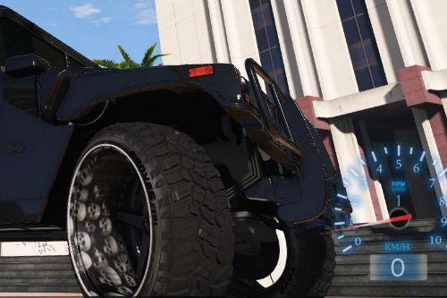 New Graffiti Set for Offroad B-Rims Pack