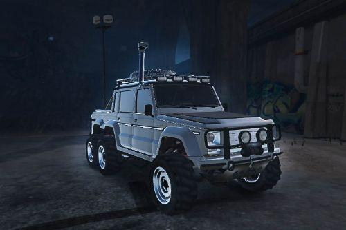 Offroad Dubsta 6x6 [Replace]