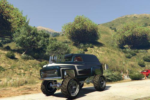 Off-Road Slamvan Supermod