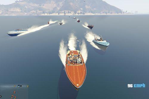 Offshore Boat Race [Menyoo]