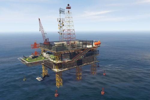 Offshore Oil Facility