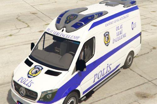 Olay Yeri İnceleme - Turkish Criminal Police [4K]