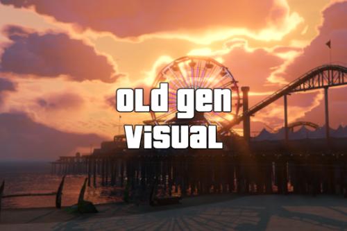 Old Gen Visual