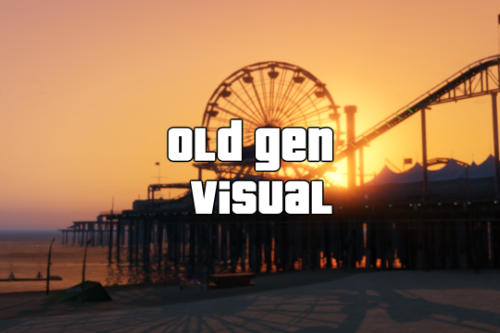 Old Gen Visual