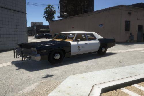 OLD LAPD Dodge Monaco