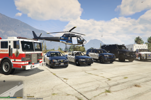 Omaha Police Department Skin Pack - GTA5-Mods com