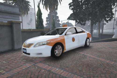 Oman Taxi camry