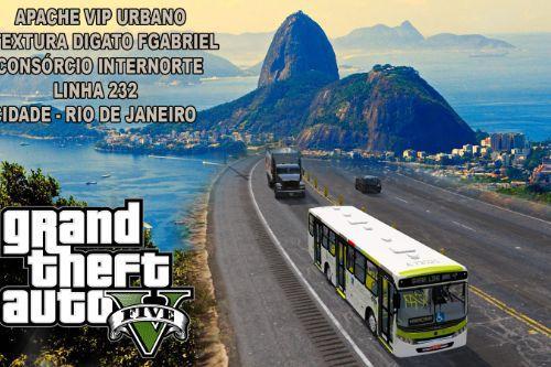 Ônibus Apache VIP Urbano Linha 232 (Rio de Janeiro)