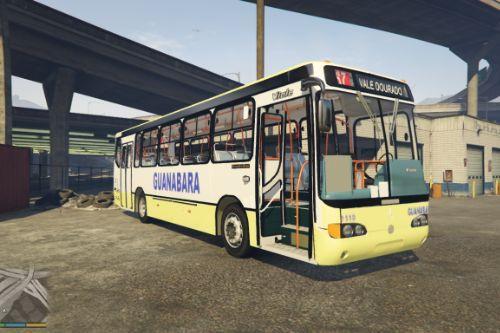 Ônibus Urbano Guanabara Natal/RN - Brasil