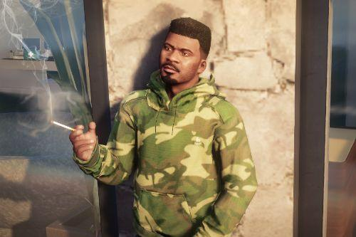 Online MP Hightop Hairstyle for Franklin