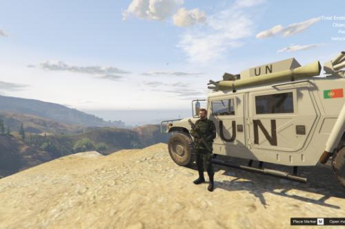 ONU Portuguese Hummer