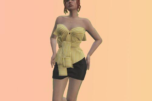 Ooh Ooh Baby Top for MP Female