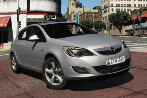 Opel Astra J [Add-On]