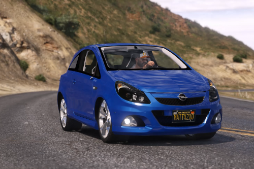 Opel Corsa D OPC [REPLACE/ADD-ON-TUNING] 1.1