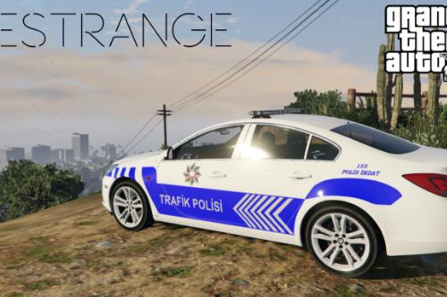 Opel Insignia 2016 Yeni Türk Trafik Polisi