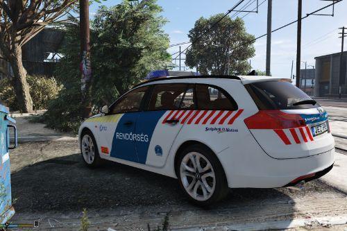 Opel Insignia Hungarian Police PJ