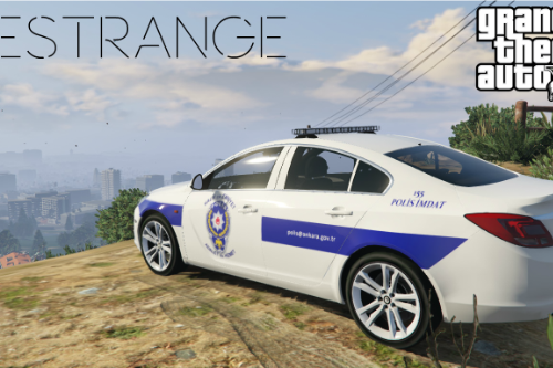 Opel Insignia Türk Polisi