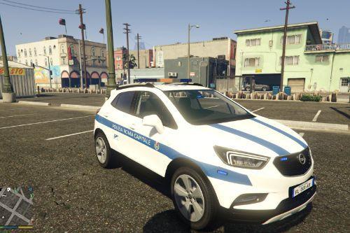 Opel mokka Polizia locale