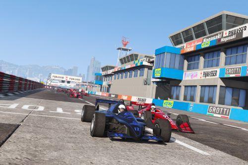 Open Wheel Race Series [Menyoo] [ARS] [YMAP]