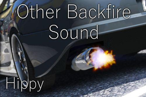 Other Backfire Sound