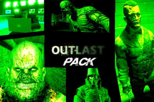 Outlast Pack [Add-On | Replace]