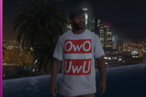 OwO/UwU Supreme T-Shirt