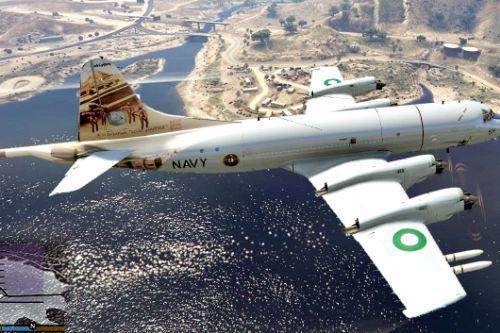 P-3C Orion Pakistan Navy [Livery]