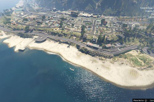 Pacific Coast Highway Paleto bay [Menyoo]