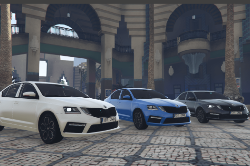 Pack Spanish Unmarked Cars.
