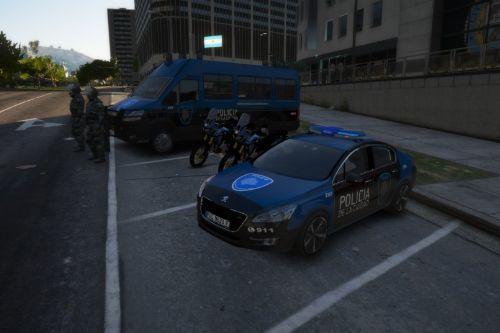 Pack de la Policía de la Ciudad (Argentina)