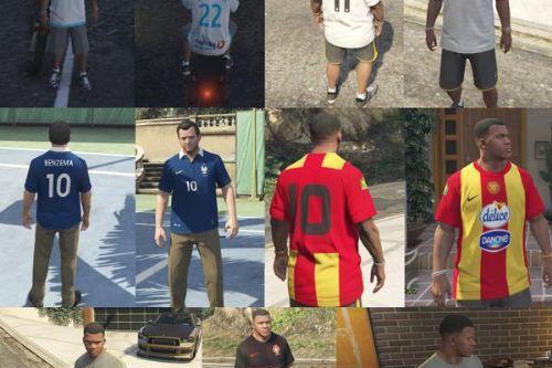 C34078 maillots football gta 5